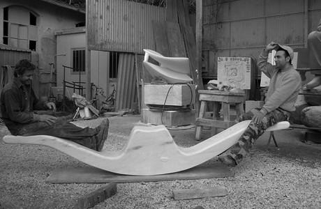 Mo 2005, Studio SEM Pietrasanta, Italy